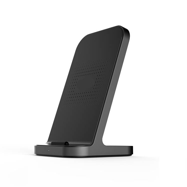 SIYOUNI Custom LOGO 10W Qi Fast Wireless Phone Charger with Stand