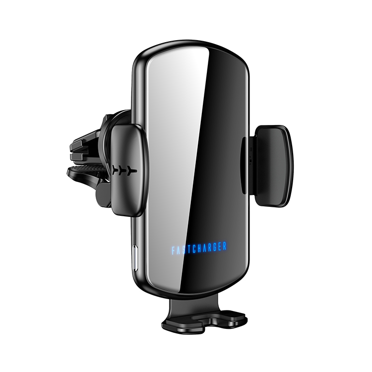 SIYOUNI New Arrival 15W Fast Wireless Vehicle Charger