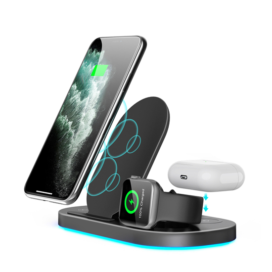 SIYOUNI Smart Multi 3 IN 1 Wireless Charger